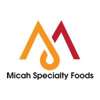 Micah Specialty Foods Logo - Black