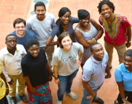 Sci-Fi Web Tech Donates to Ashesi